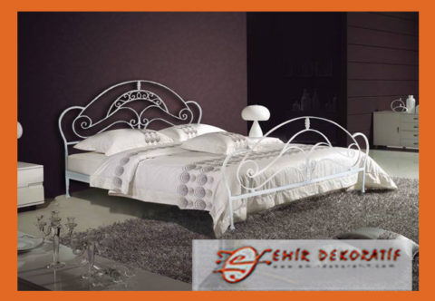 Ferforje farklı yatak modellerimiz