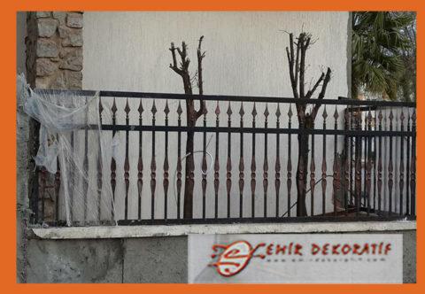 Ferforje balkon korkulukları10