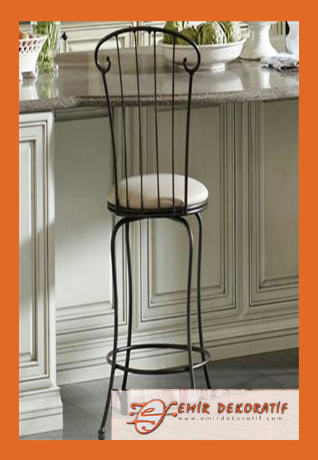 Ferforje masa sandalye modelleri-3