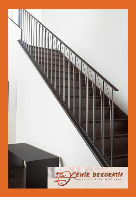 Ferforje merdiven korkuluk modelleri-4
