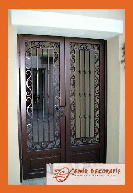 Ferforje Kapı16