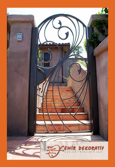 Ferforje Kapı18
