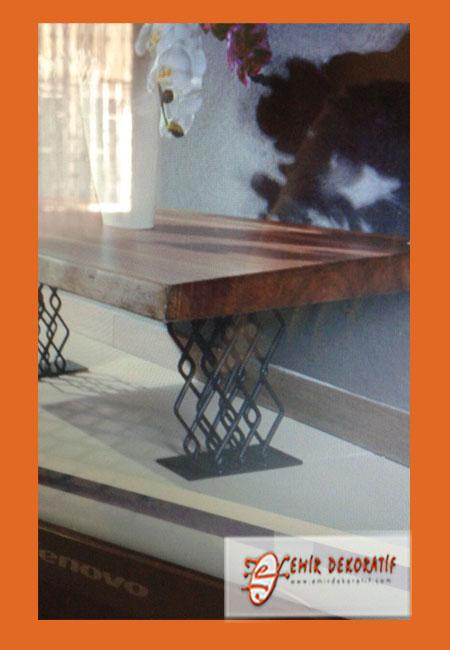 Ferforje-Demir Masa Ayağı ürünü 75