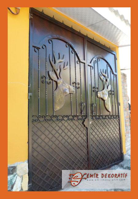 Demir Kapı Modeli