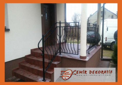Ferforje Balkon Korkuluk | Merdiven Korkuluk