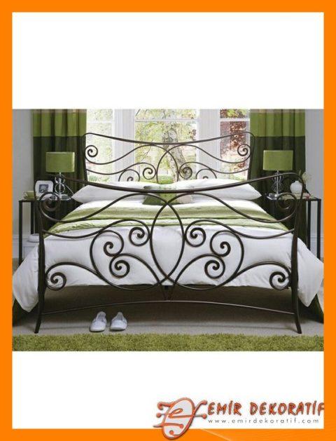 ferforje yatak modelleri